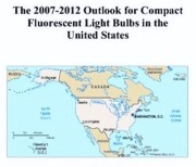 The 2007-2012 Outlook for Compact Fluorescent Light Bulbs in the United States